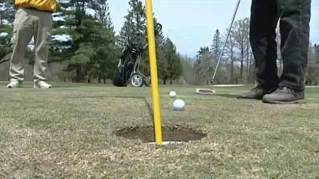 Winter Weather Delays Maine's Golf Season