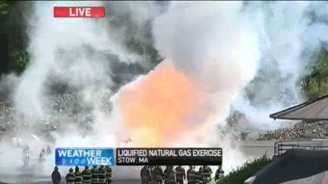 Weather Week: Liquefied Natural Gas Exercise