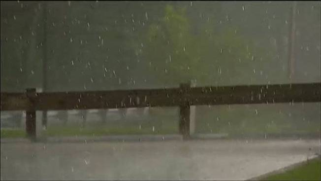 Strong Thunderstorm Brings Hail to Portions of New England
