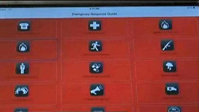 College Launches Free Emergency Information App
