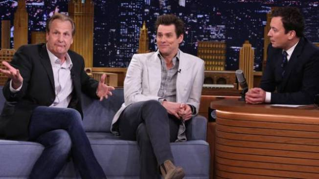 WATCH: Jim Carrey, Jeff Daniels Reveal 'Dumb and Dumber To