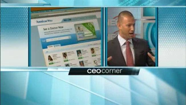 CEO Corner: Will Online Health Care Catch on?