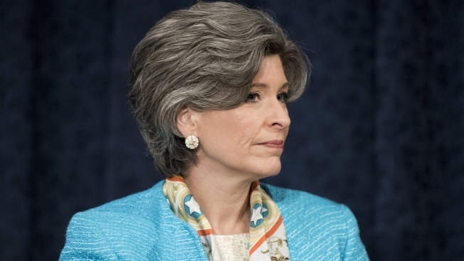 Iowa Sen. Ernst Says She Was Raped in College, Assaulted by Husband