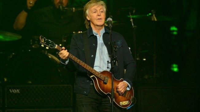 Paul McCartney Writing 'It's a Wonderful Life' Stage Musical