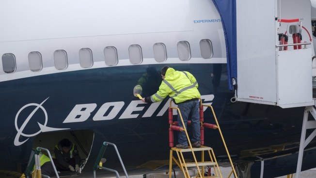 Justice Department Probing Development of Boeing Jets: Source