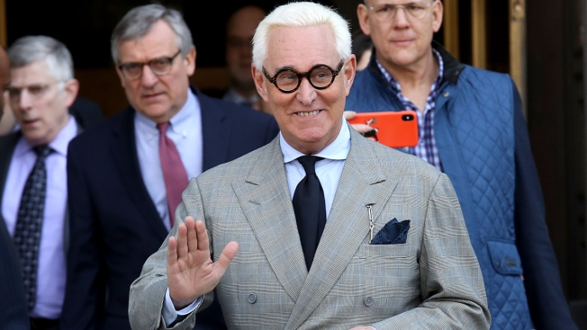 Trump Confidant Roger Stone Seeks Full Mueller Report