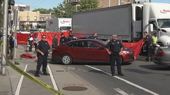 DA: Cyclist Cut Off Driver in Deadly Cambridge Crash