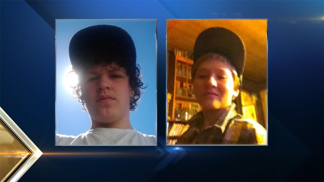 Vermont Police Seek 2 Missing Teens