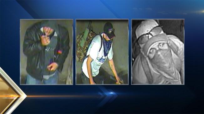 Police Seek Tattooed Burglary Suspect