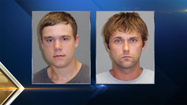 Cops: Kidnapping Victim Escapes, 2 Men Charged