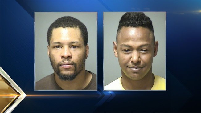 2 Arrested for Reported Robbery at CVS