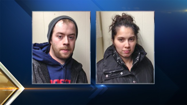 2 Arrested on Child Cruelty Charges After Troopers Find 2-Year-Old Living in Squalor