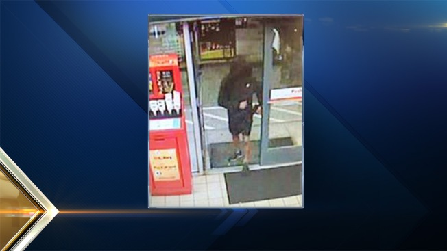 Police Searching for Armed Gas Station Robbery Suspect