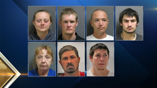 7 Arrested in Vermont Drug Investigation