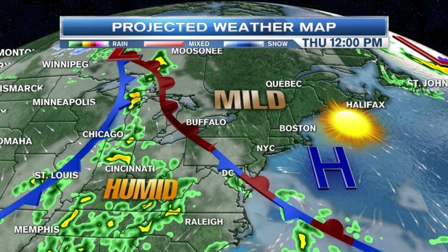 High Pressure Dominates This Week's Weather