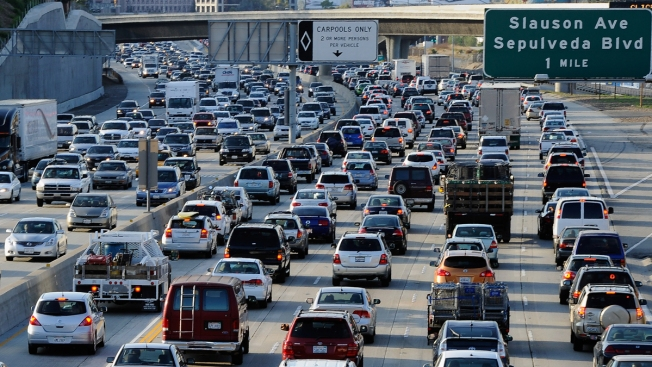 Boston Among Cities With Worst Traffic for July 4 Holiday: AAA