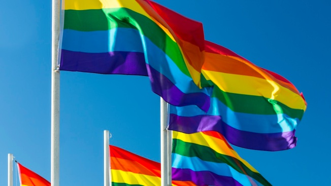 Ukrainian City Holds First LGBTQ Pride March