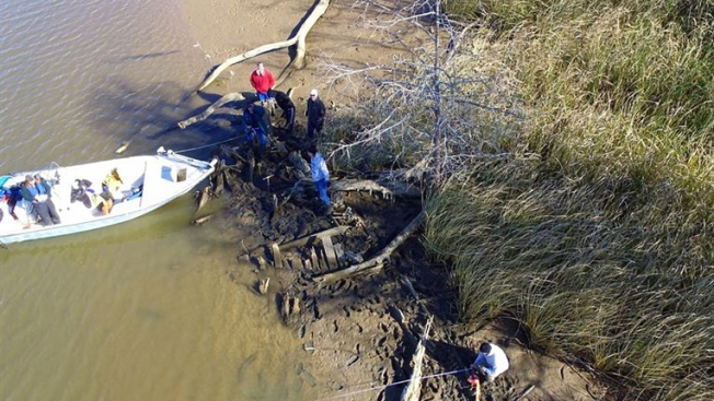 Gulf Coast Wreck Could Be Last US Slave Ship: Report