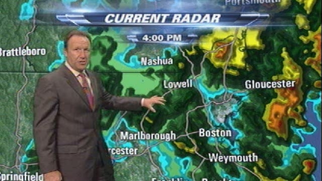 Storm Brings Heaviest Rain in Weeks