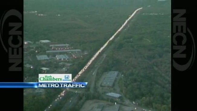 All Lanes Back Open After Serious Accident on I-95 North - NECN