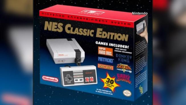 NES Classic Making a Comeback...Again