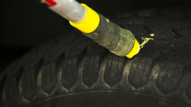 Court Says Cities Can't Chalk Tires to Enforce Parking Rules