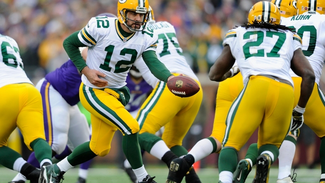Rodgers Looking Forward to Facing Brady