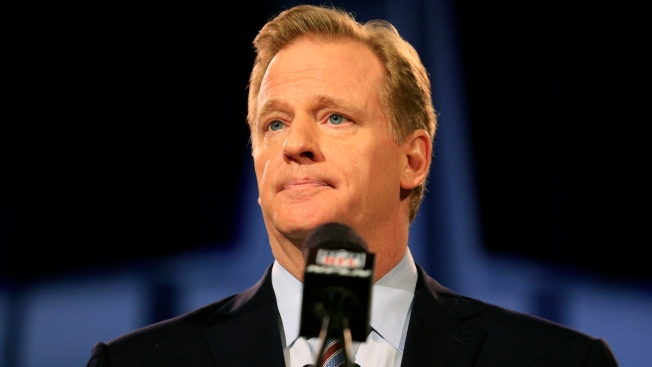 "NFL Commissioner Roger Goodell Talks ""Deflategate"""