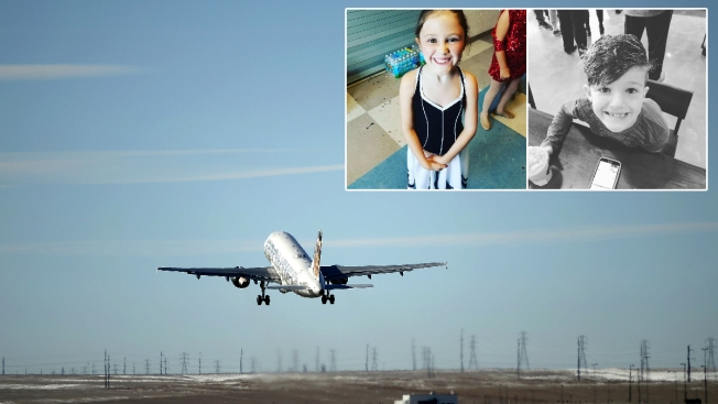 Parents Say They Were Left in Dark Over Unaccompanied Kids Location After Diverted Flight