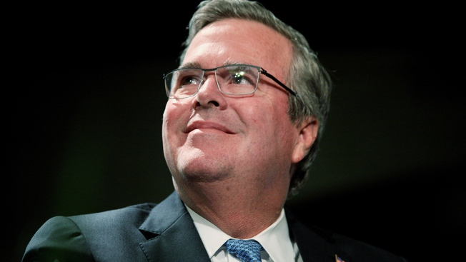 Poll: Jeb Bush is GOP Presidential Frontrunner for 2016