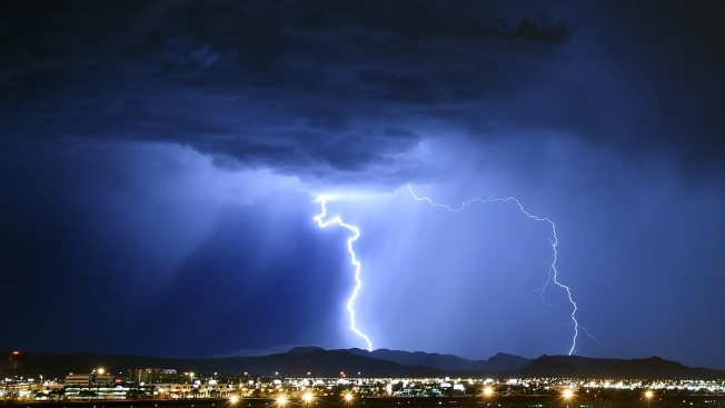 'When Thunder Roars, Go Indoors': Lightning Is Zapping Fewer Americans