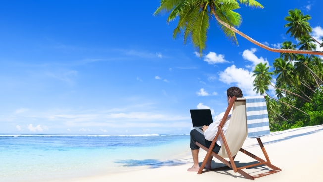Americans Aren't Taking All Their Time Off, Study Shows