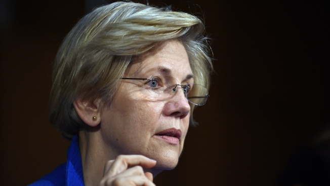 Sen. Warren Wants to Pull Pot Shops Out of Banking Limbo