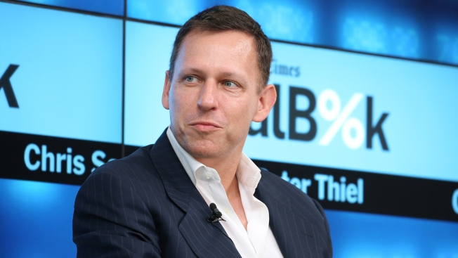 Billionaire Peter Thiel Says He Funded Hulk Hogan's Gawker Lawsuit