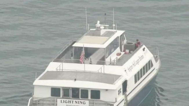 Ferry Captain Suspended Pending Drug Test Results