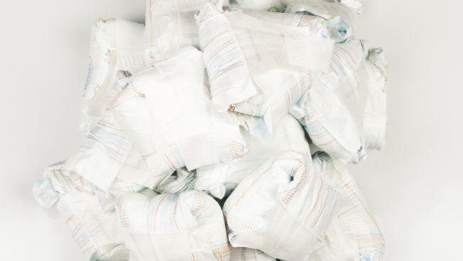 Game Wardens Investigate Buckets of Dirty Diapers