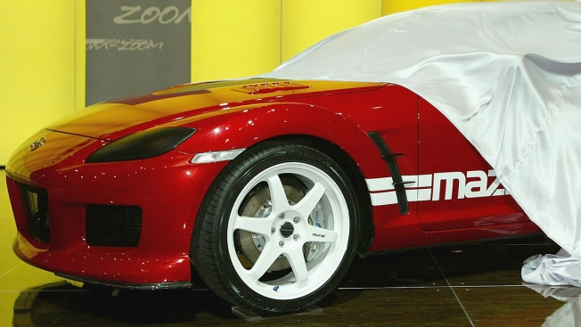 Mazda Recalls About K Cars Over Fire Risk NECN - Sports cars 70k