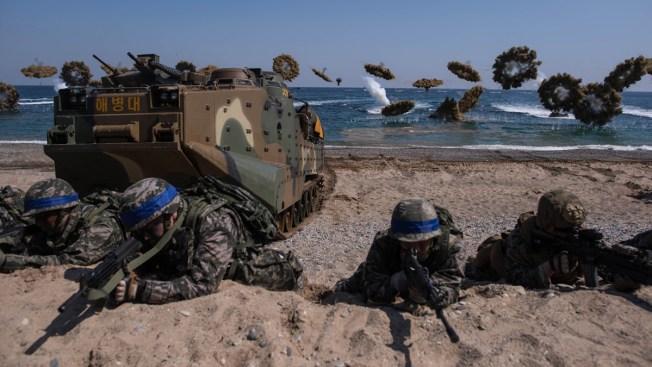 US, South Korea End Springtime Military Drills to Back Diplomacy