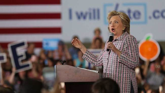 Email Leak Appears to Reveal Clinton's Wall Street Speeches