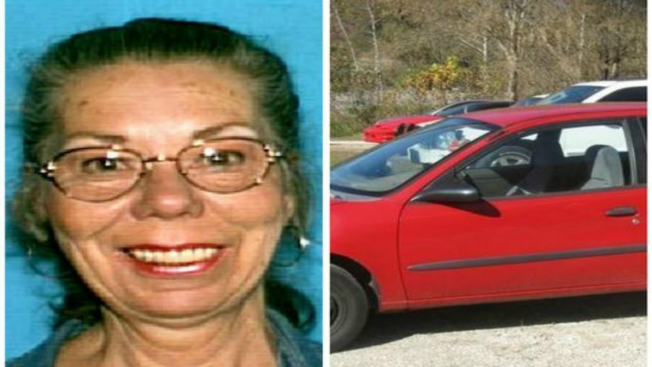 Police Search for Missing Woman in Jay, Maine