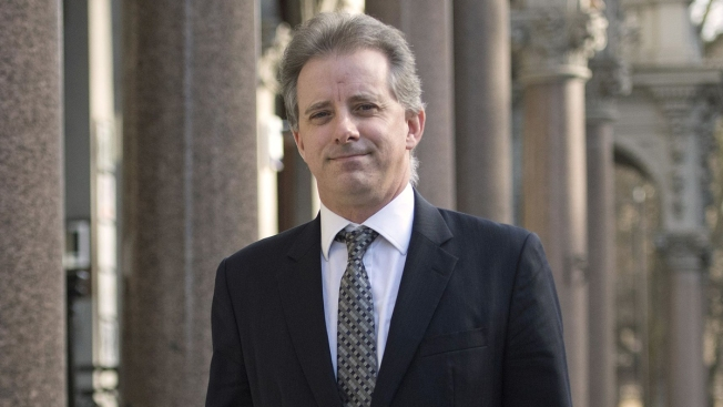 Trump Dossier Author Had Concerns About Russian Blackmail