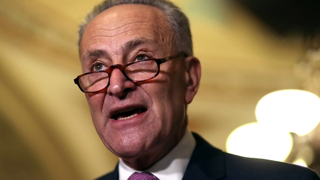 Schumer Says It's Unlikely Gorsuch Will Reach 60 votes