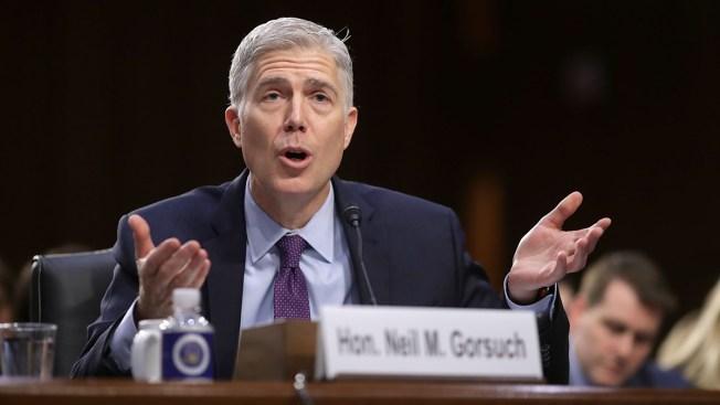Senate showdown looms on Supreme Court pick as Dems oppose