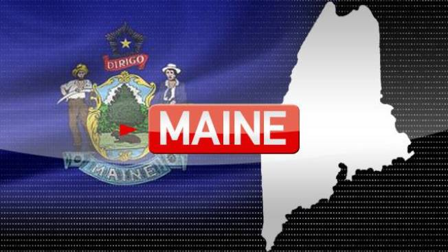 Small Tornado Touches Down in Maine