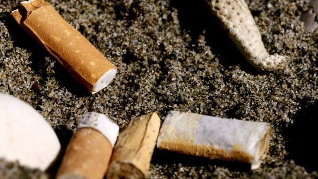 Plastic Straws? Cigarette Butts Are Bigger Source of Ocean Trash, Advocates Say