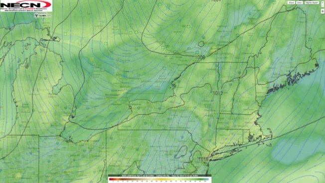 Dewpoint vs. Relative Humidity