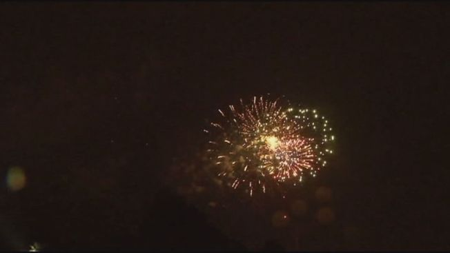 Fireworks Accident Injures Man in New Hampshire