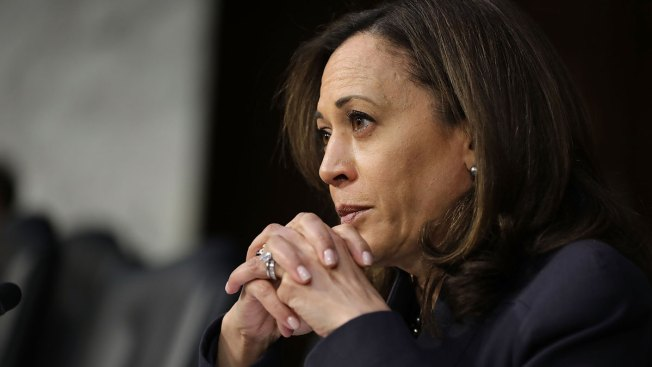 Senior Adviser to Sen. Kamala Harris Resigns After Report of $400,000 Sexual Harassment Settlement