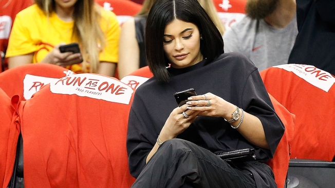 Stock Image of an Egg Breaks Kylie Jenner's Instagram Record