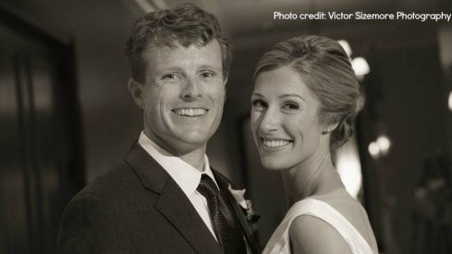 Joe Kennedy III Gets Married